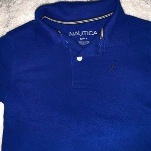 Blue size 4t Polo